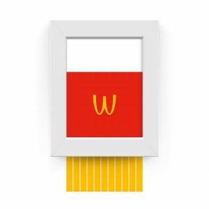 mcdonalds bansky campaña publicitaria