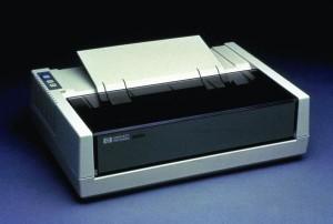 Impresora inyeccion