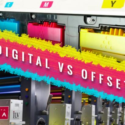 Imprenta digital vs offset