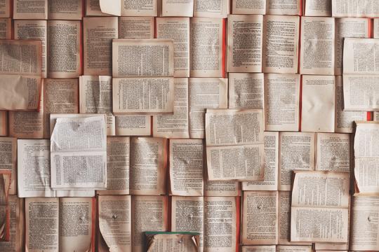 papel para libros